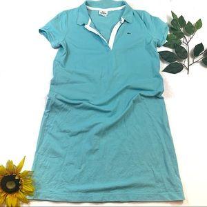 Lacoste Short Sleeve Polo Dress Golf Medium Light